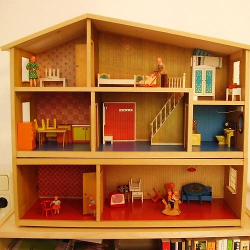 p ppilottchen lundby puppenhaus. Black Bedroom Furniture Sets. Home Design Ideas