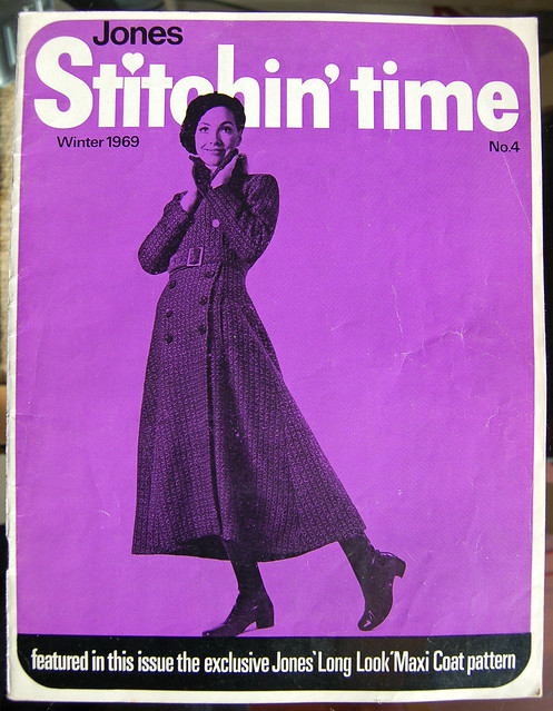 Stitchin' time 1969 Winter