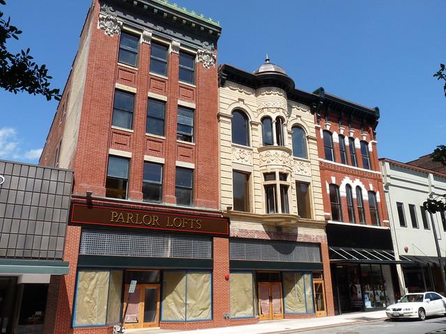 parlor lofts in downtown lynchburg virginia flickr