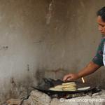 Tortilla Maker - Copan Ruinas, Honduras
