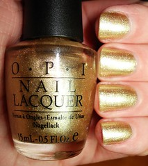 OPI I Get A Kick Out Of Gold