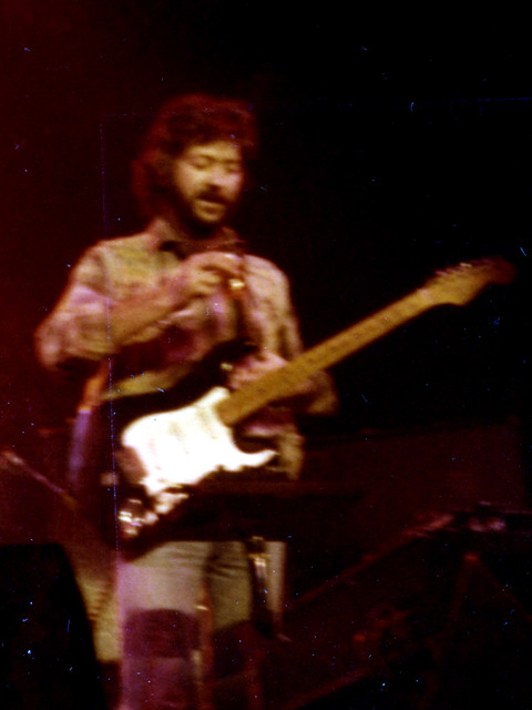 Eric Clapton Newcastle City Hall 1978 | Vintagerock's Weblog