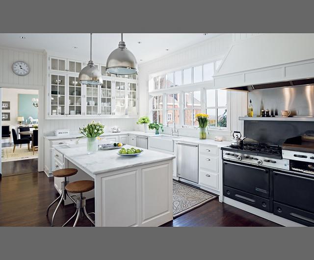 White Designer Kitchen white kitchens - a gallery on flickr