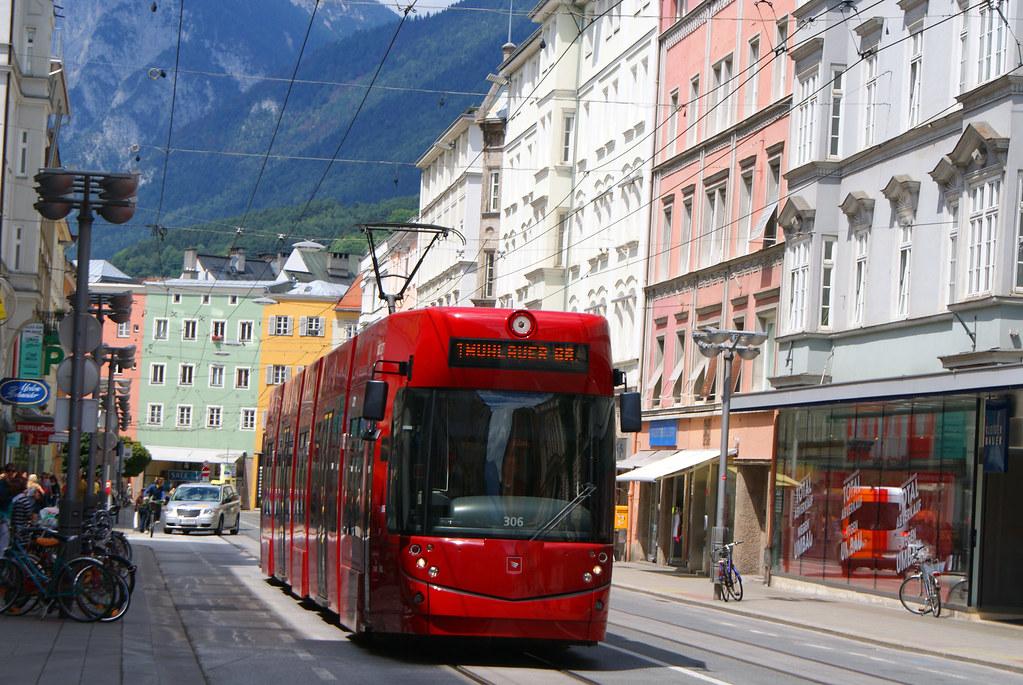 Innsbruck Tram