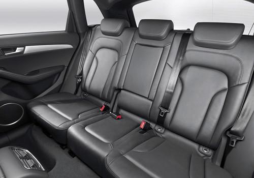 Audi q5 third row