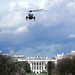 The White House & Marine One - March2009