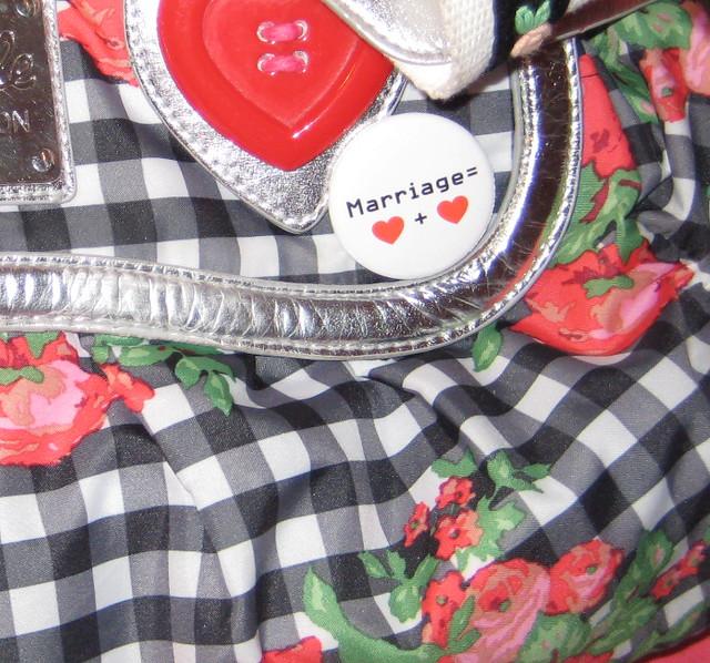 Customer Sticker Gay Marriage