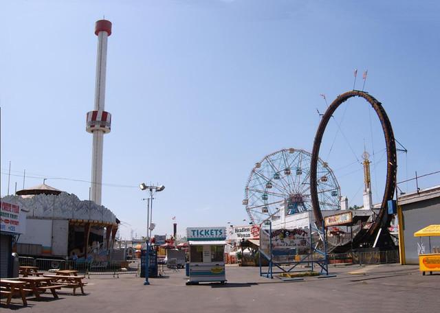 Dmv Coney Island Reopening