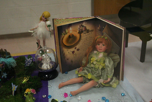Doll and Toy Display