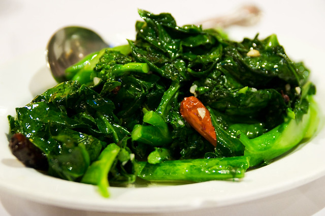 Sauteed Spicy Chinese Broccoli | Grand Sichuan | By: roboppy | Flickr ...