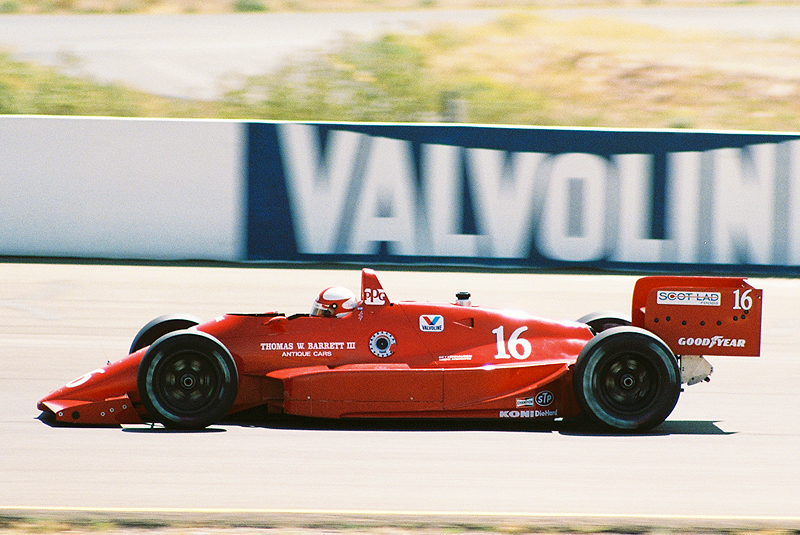 1988 CART PPG Indy Car World Series - History 3942399217_efc1def711_o