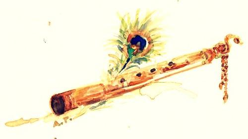 Pictures of Krishna Flute Krishna 39 s Flute Flickr