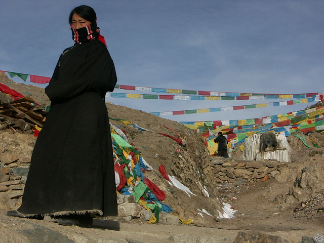 Tibet Gamden photos 1