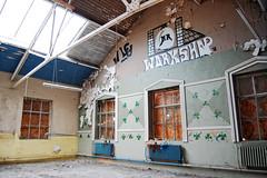 Old School Workshop