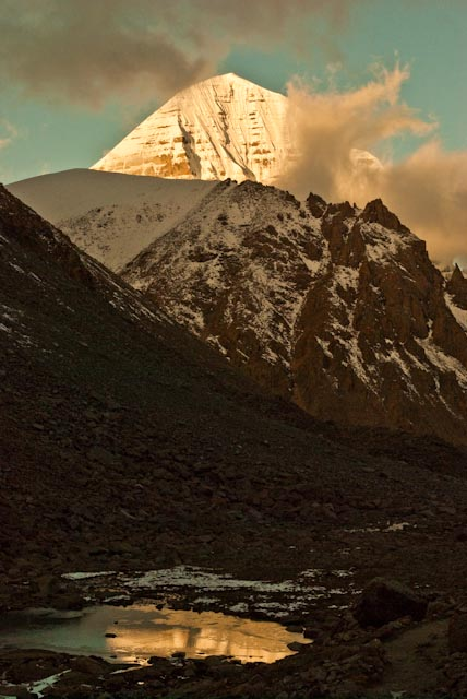 Made in the Universe. Тибет,Kailash mountain.The place of gods.Tibet
