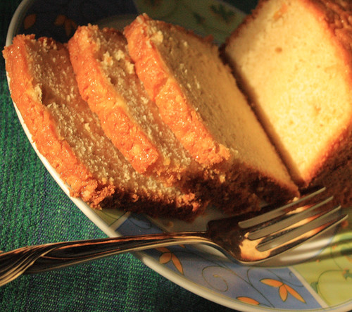 Light Airy Buttermilk Pound Cake | Flickr - Photo Sharing!