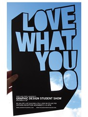 Love What You Do! PSU Student Show