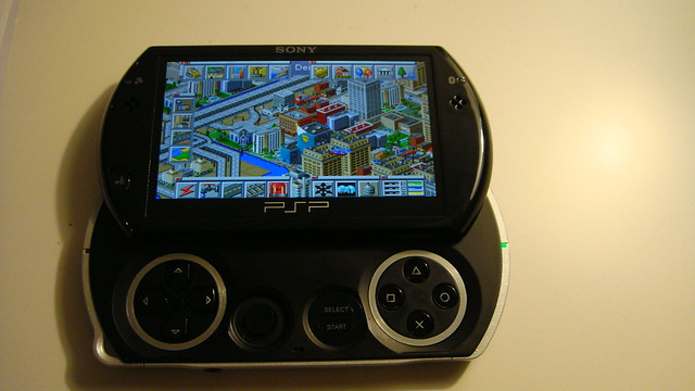 SimCity 2000 for PSP