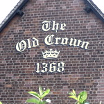 The Old Crown, Digbeth - Beer garden / carpark