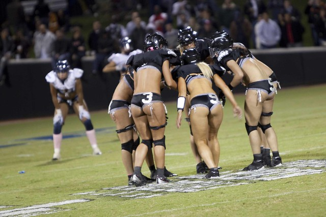 Lingerie Football Leag...