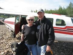 Yukon-Charley Rivers National Preserve - bush planes