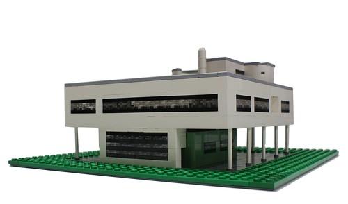 Micro Villa Savoye