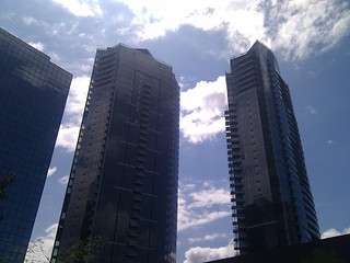 Bellevue Towers looking great