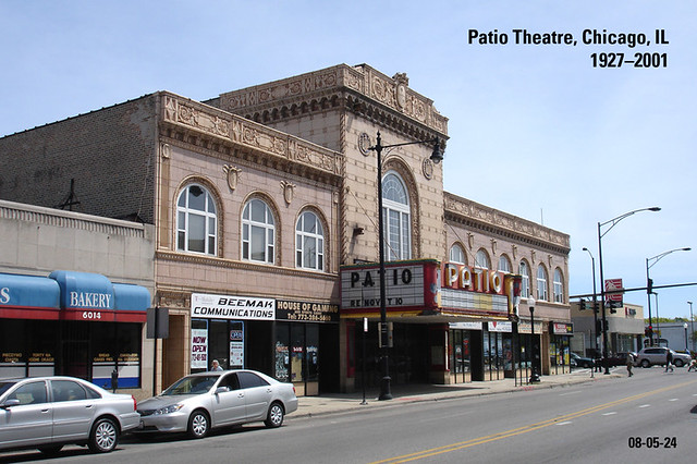 Chicago Patio Theatre Flickr Photo Sharing