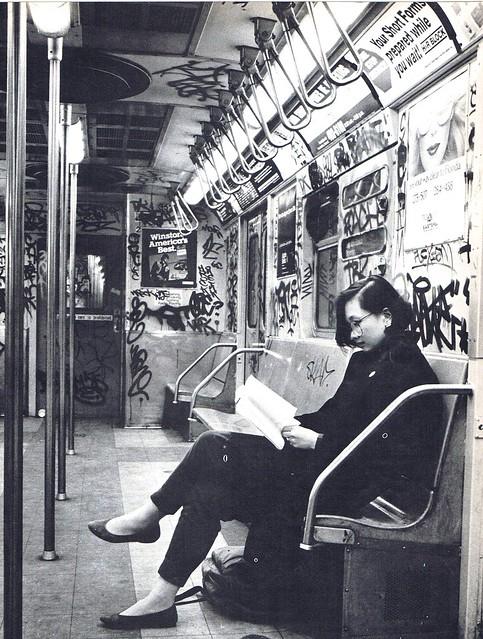 Subway, NYC (1985)