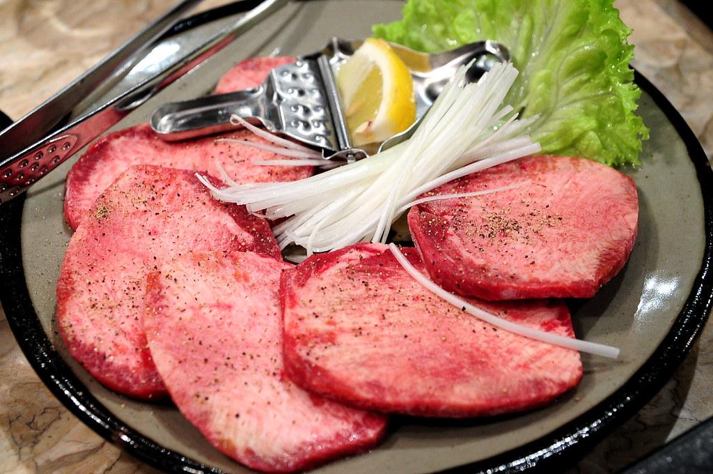 秘苑燒肉-厚牛舌 極上タン塩 (2000)