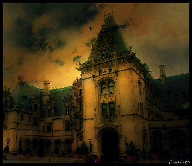 Spooky side of biltmore explored flickr photo sharing for Is biltmore estate haunted