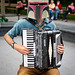 Boba Fett Accordion Player