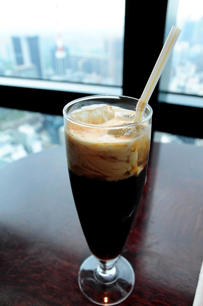 BELVEDERE-冰咖啡加好奶精