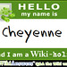 wikiholic-badge-Cheyenne