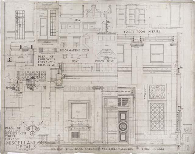 Bank Blueprints