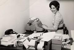 Elizabeth as legal secretary