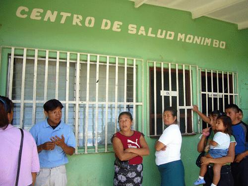 Centro de salud en nicaragua flickr photo sharing - Centro de salud aravaca ...