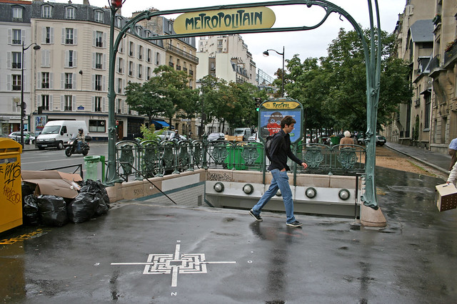 Boulevard Raspail - Paris (France)