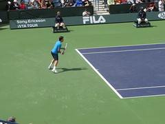 soccer-specific stadium(0.0), sport venue(1.0), soft tennis(1.0), individual sports(1.0), tennis court(1.0), tennis(1.0), sports(1.0), competition event(1.0), tennis player(1.0), ball game(1.0), racquet sport(1.0), tournament(1.0),