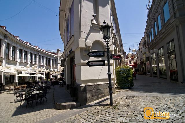 Stolica Gruzji - zdjęcia Tbilisi