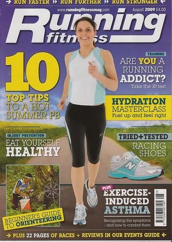 Running Fitness Magazine - 2009