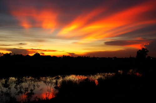 sunset d50 thailand 28 nikkor 1755