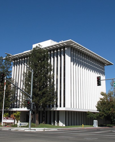Edward Durell Stone Office Building, San Jose CA