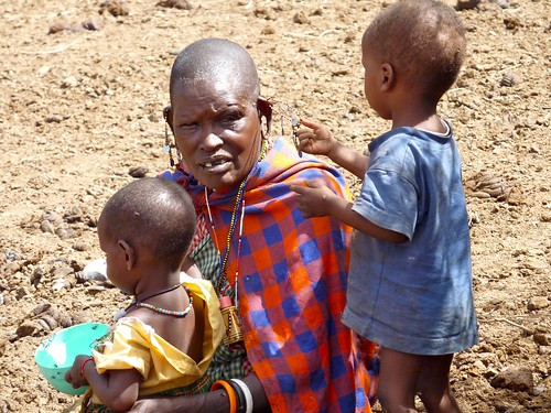 Maasai tribe, Kenya