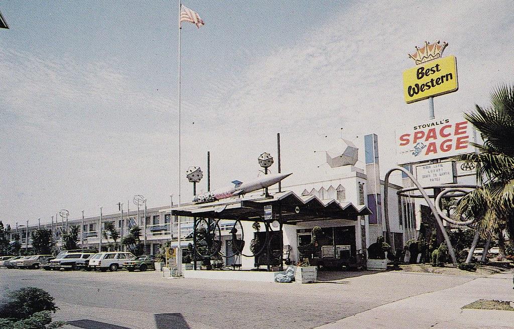 Space Age Lodge Anaheim CA