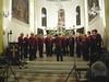 Il coro Amici della Montagna