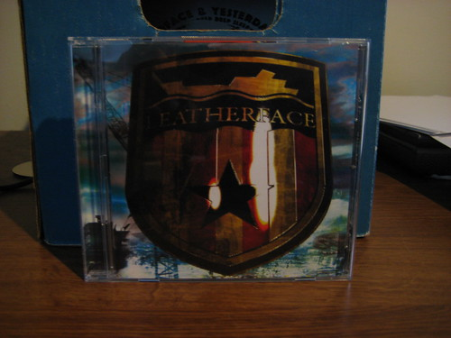 Leatherface - The Stormy Petrel UK CD by factportugal