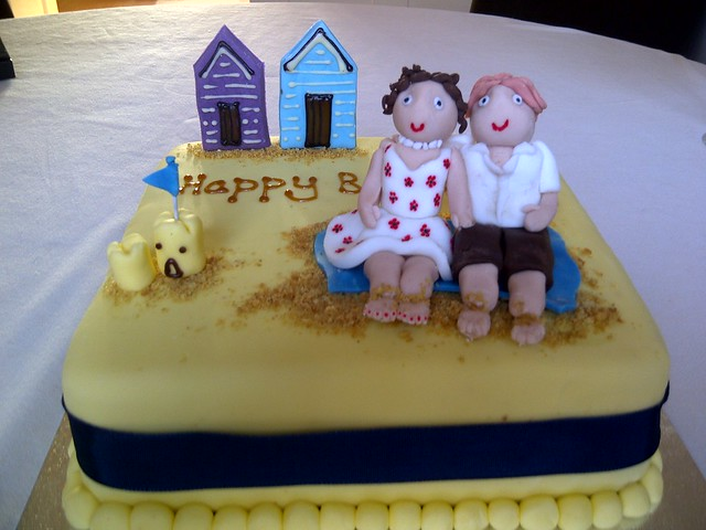 Couple Birthday Cake Pictures : Happy Couple Birthday Cake Flickr - Photo Sharing!