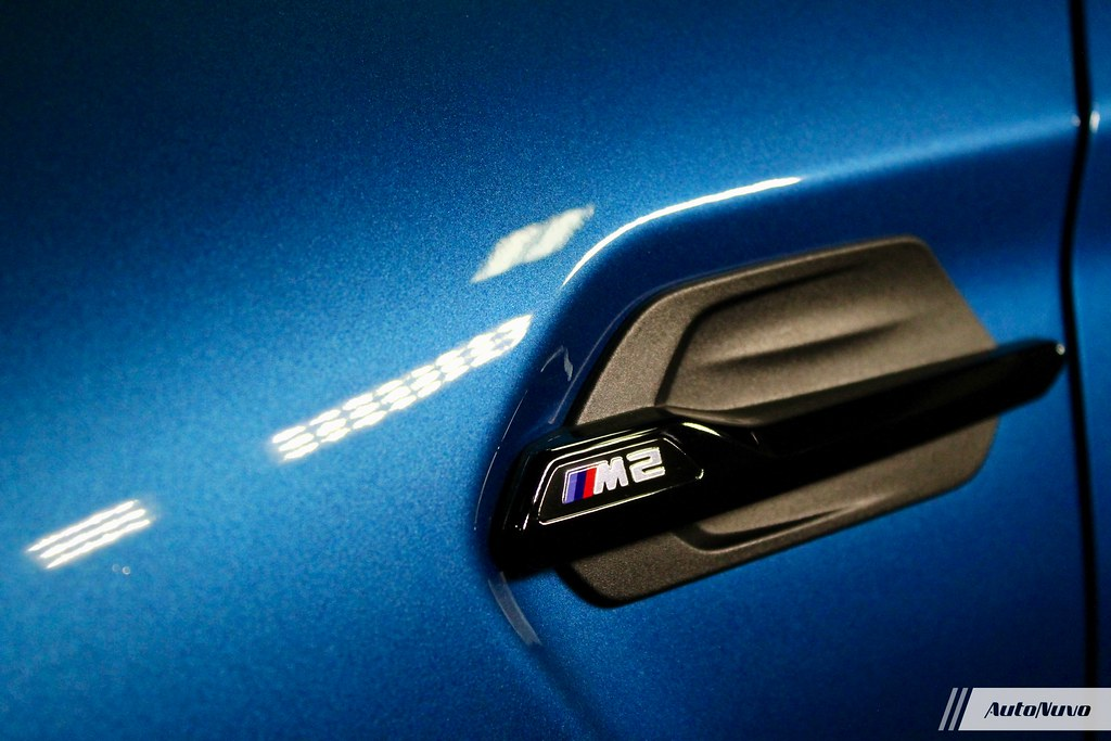 AutoNuvo: BMW M2 Gyeon MOHS Ultimate Detail