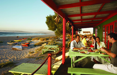 Gourmet Delights ( Paternoster ) - South Africa